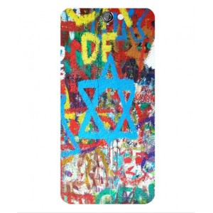 Coque De Protection Graffiti Tel-Aviv Pour HTC One A9
