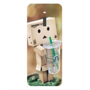 Coque De Protection Amazon Starbucks Pour Nokia 130