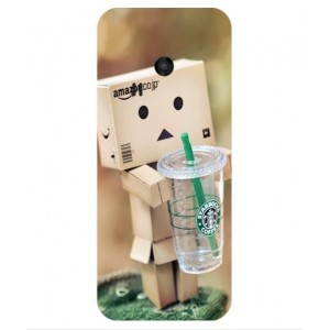 Coque De Protection Amazon Starbucks Pour Nokia 220