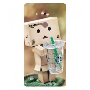 Coque De Protection Amazon Starbucks Pour Huawei Mate 8