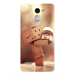 Coque De Protection Amazon Nutella Pour LG Ray