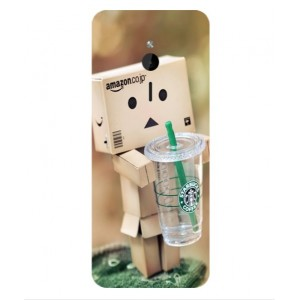 Coque De Protection Amazon Starbucks Pour Nokia 230