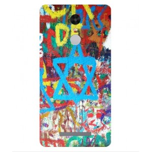 Coque De Protection Graffiti Tel-Aviv Pour Xiaomi Redmi Note 3