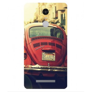 Coque De Protection Voiture Beetle Vintage Xiaomi Redmi Note 3
