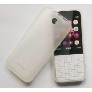 Coque De Protection En Silicone Transparent Pour Nokia 225