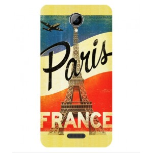 Coque De Protection Paris Vintage Pour SFR Star Edition Startrail 6