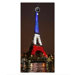 Coque De Protection Tour Eiffel Couleurs France Pour SFR Star Edition Startrail 6 Plus