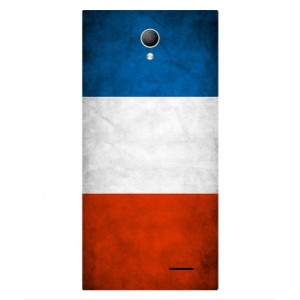 Coque De Protection Drapeau De La France Pour SFR Star Edition Startrail 6 Plus