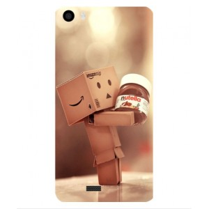 Coque De Protection Amazon Nutella Pour Wiko Lenny