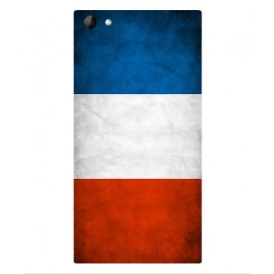 Coque De Protection Drapeau De La France Pour Wiko Highway Star 4G