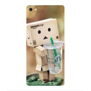Coque De Protection Amazon Starbucks Pour Wiko Highway Pure 4G