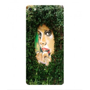 Coque De Protection Art De Rue Pour Wiko Highway Pure 4G
