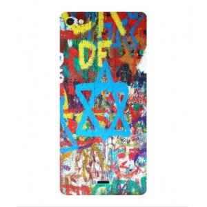 Coque De Protection Graffiti Tel-Aviv Pour Wiko Highway Pure 4G
