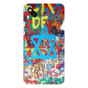 Coque De Protection Graffiti Tel-Aviv Pour Wiko Sunset 2