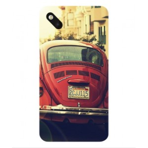 Coque De Protection Voiture Beetle Vintage Wiko Sunset 2