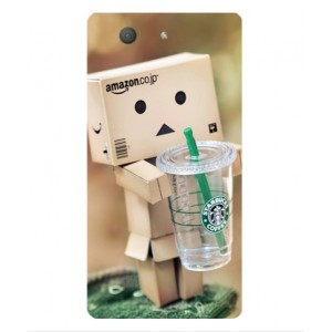 Coque De Protection Amazon Starbucks Pour Sony Xperia Z3 Compact