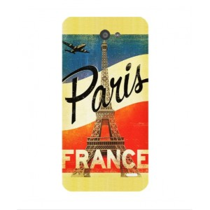 Coque De Protection Paris Vintage Pour Orange Hi 4G