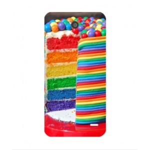 Coque De Protection Gâteau Multicolore Pour Orange Hi 4G
