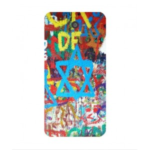 Coque De Protection Graffiti Tel-Aviv Pour Orange Hi 4G
