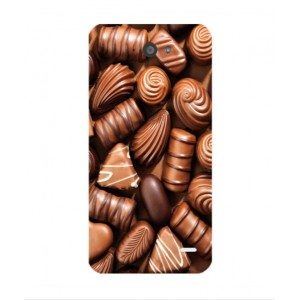 Coque De Protection Chocolat Pour Orange Hi 4G
