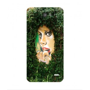 Coque De Protection Art De Rue Pour Orange Hi 4G