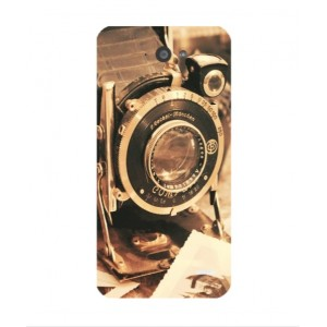 Coque De Protection Appareil Photo Vintage Pour Orange Hi 4G