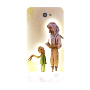Coque De Protection Petit Prince Orange Hi 4G