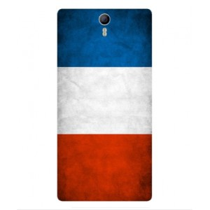 Coque De Protection Drapeau De La France Pour Orange Nura 2