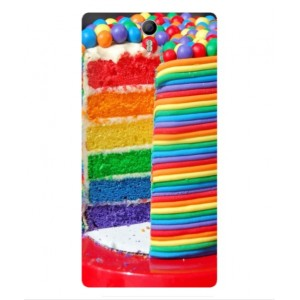 Coque De Protection Gâteau Multicolore Pour Orange Nura 2