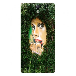Coque De Protection Art De Rue Pour Orange Nura 2