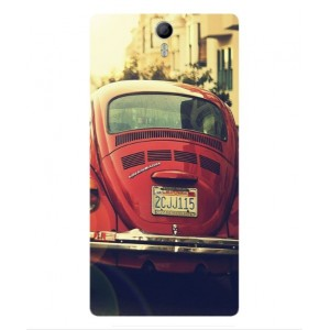 Coque De Protection Voiture Beetle Vintage Orange Nura 2