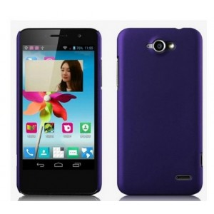 Coque De Protection Rigide Violet Pour Orange Hi 4G