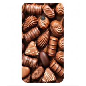Coque De Protection Chocolat Pour Orange Rise