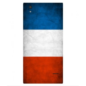 Coque De Protection Drapeau De La France Pour Orange Rono
