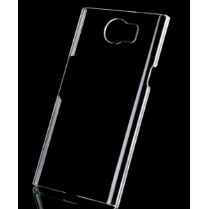 Coque De Protection Rigide Transparent Pour Blackberry Priv