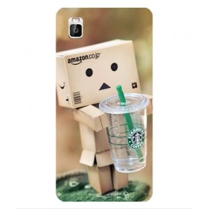 Coque De Protection Amazon Starbucks Pour Huawei Shot X
