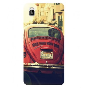 Coque De Protection Voiture Beetle Vintage Huawei Shot X