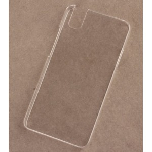 Coque De Protection Rigide Transparent Pour Huawei Shot X