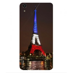 Coque De Protection Tour Eiffel Couleurs France Pour Huawei Honor 4A