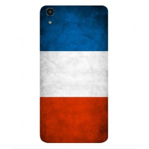 Coque De Protection Drapeau De La France Pour Huawei Honor 4A