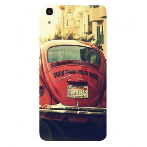 Coque De Protection Voiture Beetle Vintage Huawei Honor 4A