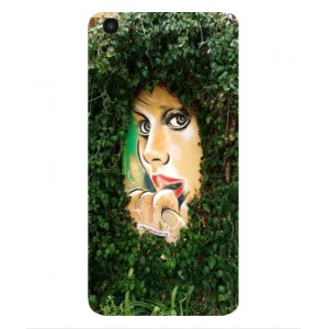 Coque De Protection Art De Rue Pour Huawei Honor 4A