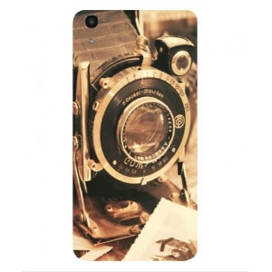 Coque De Protection Appareil Photo Vintage Pour Huawei Honor 4A