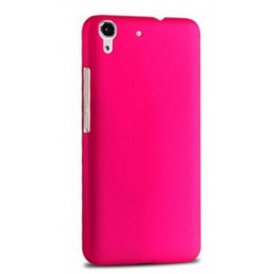 Coque De Protection Rigide Rose Pour Huawei Honor 4A