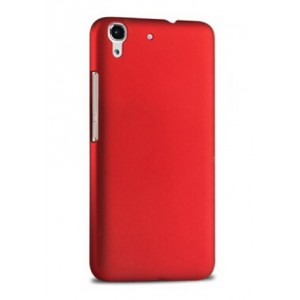 Coque De Protection Rigide Rouge Pour Huawei Honor 4A