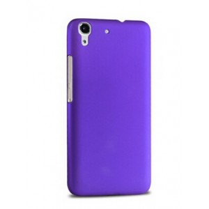 Coque De Protection Rigide Violet Pour Huawei Honor 4A