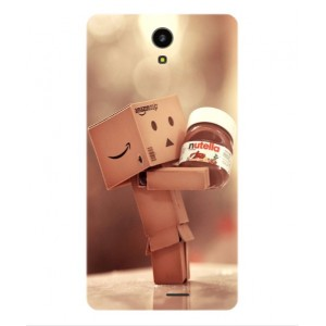 Coque De Protection Amazon Nutella Pour Cubot S350