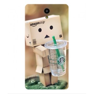 Coque De Protection Amazon Starbucks Pour Cubot S350