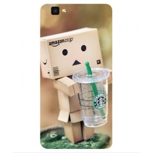 Coque De Protection Amazon Starbucks Pour Cubot X15