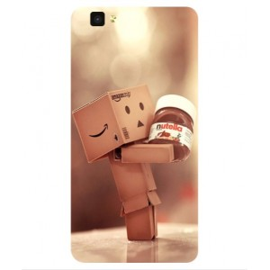 Coque De Protection Amazon Nutella Pour Cubot X15